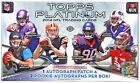 2014 TOPPS PLATINUM FOOTBALL HOBBY BOX!!