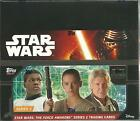 2016 Topps Star Wars The Force Awakens Series #2 Trading Cards 144ct. Retail Box