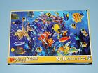 New 300pc Jigsaw Puzzle Puzzlebug Gift Hobby Indoor Activity Aquarium Fish