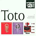 Toto - IV/the Seventh One/Kingdom of Desire - Toto CD TLVG