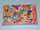 New 650pc Jigsaw Puzzle Puzzlebug Gift Hobby Indoor Activity Pretty Hair Bows