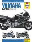 2001-2013 Yamaha FJR1300 FJR 1300 HAYNES REPAIR MANUAL 5607