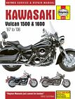 1987-2008 Kawasaki Vulcan VN 1500 1600 HAYNES REPAIR MANUAL