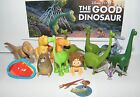 Disney The Good Dinosaur Figure Set of 14 with Arlo Spot and Bonus Toys