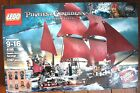 NEW/NIB Lego Queen Anne's Revenge 4195 Sealed Box Unopened Complete Pirate Ship