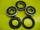 EXCELLENT QUALITY AFTER MARKET KAWASAKI REAR WHEEL BEARING & SEAL KIT 257