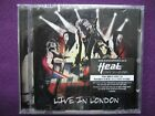 H.E.A.T / Live In London CD  NEW SEALED