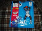 1993 SHAQUILLE O'NEAL Shaq Attack/Overhead Smash Kenner TOY FIGURE W/ Stand
