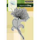 Penny Black 238445 Dreamy Cling Rubber Stamp 4 by 6 Inch