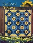 Sunflower Frenzy Quilt Pattern Pieced Applique MS