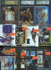 HUGE 2,000 CARD PATCH AUTO GRADED JERSEY #'D ROOKIE SPORTS CARD COLLECTION LOT $