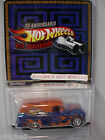 2013 RLC 45TH Anni 55 CHEVY PANELOrange BlueReal RidersMexicoHot Wheels LE