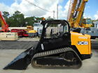 2013 JCB 300T POWERBOOM 92 HP TURBO MEGA WIDE TRACK SKID STEER LOADER