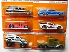 HOT WHEELS HERITAGE REDLINE SET OF 6 FROM