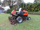 Jacobsen Super LF 1880 Fairway Reel Mower Kubota Diesel 1015 Hrs