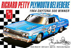 AMT 1:25 Richard Petty 1964 Plymouth Belvedere Model Kit AMT989