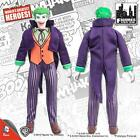 SUPER POWERS JOKER 8 INCH FIGURE SERIES 2 NEW IN POLYBAG FIST FIGHTER