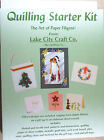 Quilling Starter Kit Tools Paper Patterns Instruction  More