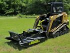 TEREX R070TPT30 ASV RC30 Mini skid steer 48 MTL Extreme Brush Cutter Ship 179