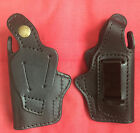Concealment IWB Black Leather Holster for Walther TPH 22 or25 handgun New