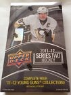 2011-12 Upper Deck Hockey Series 2 HOBBY Box Young Gun Auto Rookie Patch Jersey?