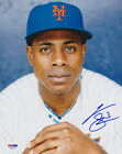 CURTIS GRANDERSON SIGNED AUTO'D 8X10 PHOTO PSA DNA COA NEW YORK METS YANKEES