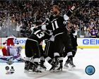 Los Angeles Kings 2014 Stanley Cup Team Celebration Photo #3 (Size: 8