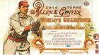 2014 Topps Allen & Ginter MLB Baseball Hobby Box