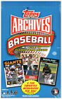 2012 Topps Archives MLB Baseball Hobby Box