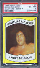 1982 Wrestling All Stars Series A #1 Andre the Giant PSA 6