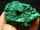 Pure Knaggy Green MALACHITE Crystal Mineral Specimen