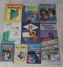 Abeka 5th Grade Art Arithmetic Reading Language Bundle