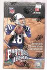 2009 Upper Deck Football Heroes Factory Sealed Hobby Box -2 on-card autos +Jersy