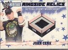 John Cena Cards, Autograph and Memorabilia Guide 12