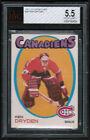 1971 72 OPC O-PEE-CHEE #45 KEN DRYDEN ROOKIE RC BVG 5.5 EX+ MONTREAL CANADIENS