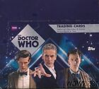 2015 Topps Doctor Who HUGE 16 Pack Factory Sealed Retail Box-128 Cards !!