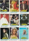 BATTLESTAR GALACTICA 1978 TOPPS COMPLETE BASE CARD SET OF 132 NO STICKERS TV