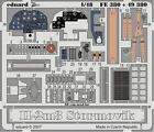 Eduard 49380 1:48 IL-2m3 Stormovik for Accurate Miniatures Aircraft (Painted and