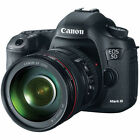 Canon EOS 5D Mark III Digital Camera w 24 105mm f 4L IS USM AF Lens