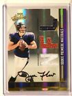2008 Playoff Absolute RPM Joe Flacco auto autograph jersey rc rookie #D30 299 *4