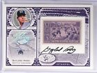 2005 Leaf Century Collection Gaylord Perry autograph auto stamp #D11 39 *49440