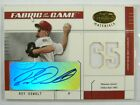 2003 Leaf Certified Fabric of the Game Roy Oswalt autograph jersey #D05 65 *2318