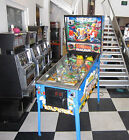 ROAD SHOW PINBALL MACHINE BY WILLIAMS ~ GREAT FUN w RED & TED ~  $199 SHIPPING