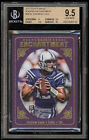 2012 Topps Magic Enchantment Andrew Luck ROOKIE RC #REAL BGS 9.5 GEM MINT