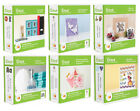 6 Cricut Cartridge Bundle Lot Cards Fonts Christmas Anna Griffin