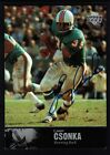 LARRY CSONKA 1997 UD UPPER DECK LEGENDS ON CARD AUTOGRAPH DOLPHINS AUTO SP $400