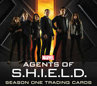 Marvel Agents of SHIELD Season 1 Full Case of 12 Factory Sealed Boxes