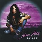 Pieces Sam Alex CD