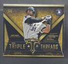 TOPPS TRIPLE THREADS 2016 FACTORY SEALED BASEBALL HOBBY BOX