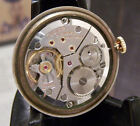 VINTAGE ROLEX TUDOR PESEAUX CAL 7000 SERVICED MOVEMENT DIAL STEM HANDS CROWN